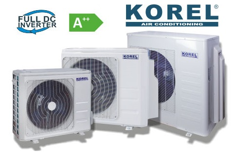 KOREL INVERTER 7,9 kW